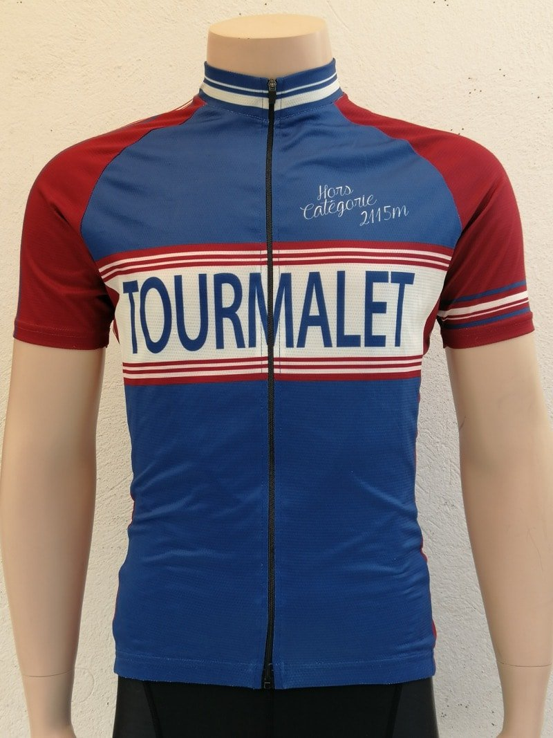 Mens Classic Tourmalet Jersey
