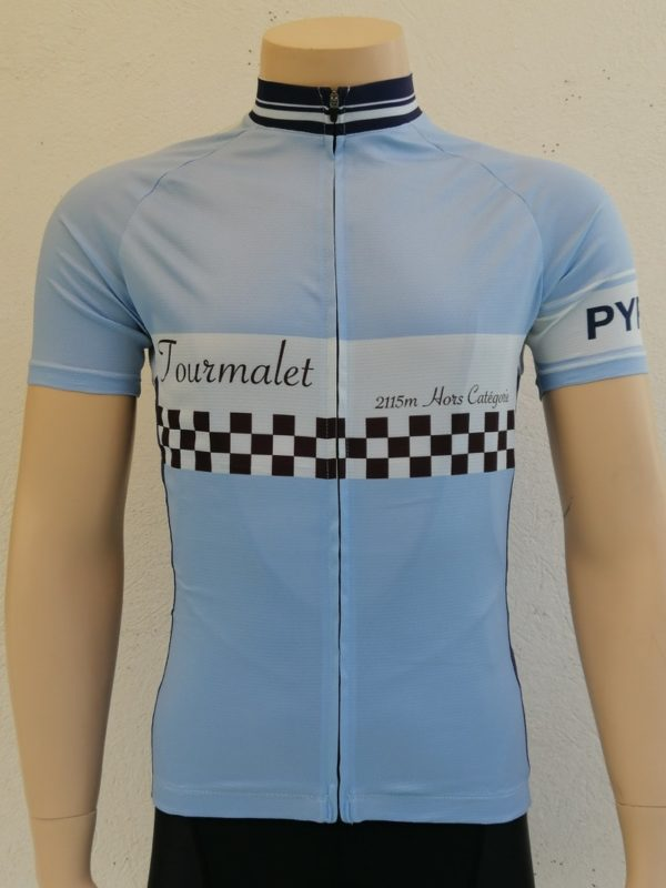 Mens Tourmalet Finish Line Jersey