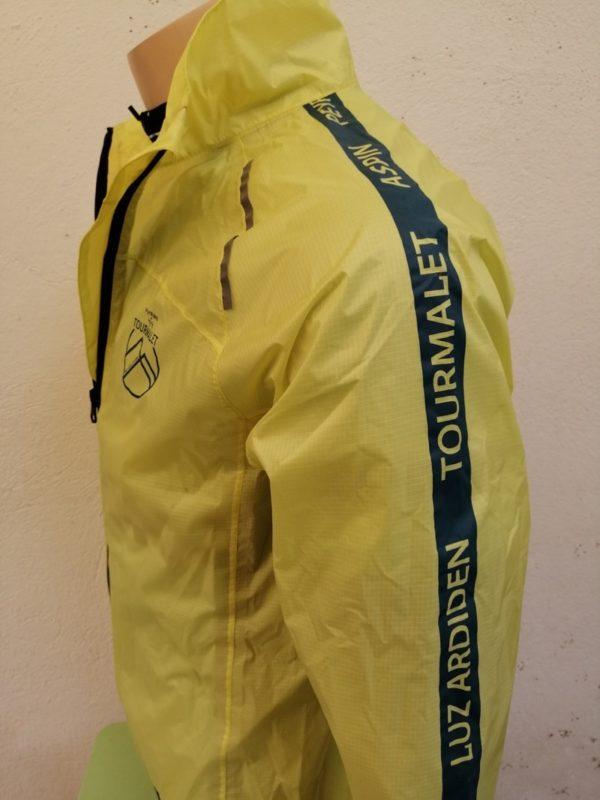 TourmaletWindproof Jacket arm details