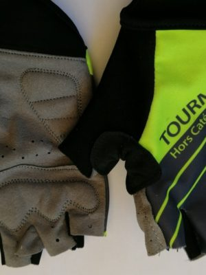 Tourmalet Fluo Yellow Gloves