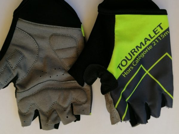 Tourmalet Gloves, Fluo Yellow