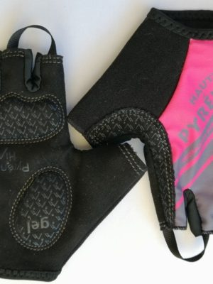 Hautes Pyrenees Hot Pink Gloves