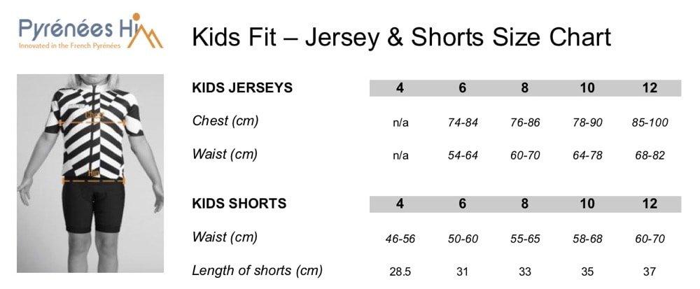 Kids Fit Jersey