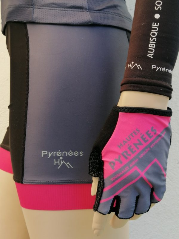 Women Hot Pink Tourmalet Shorts 3