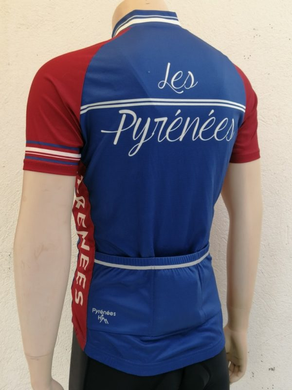 Mens Tourmalet Classic Jersey 3/4 Back