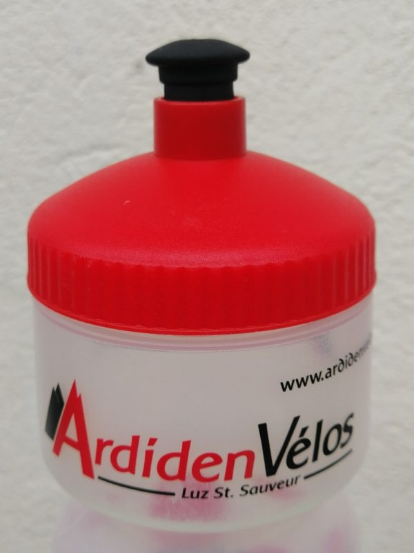Ardiden Velos Tourmalet Bottle - Top View
