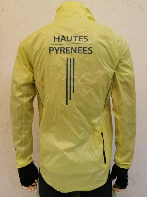 Tourmalet Jacket Back