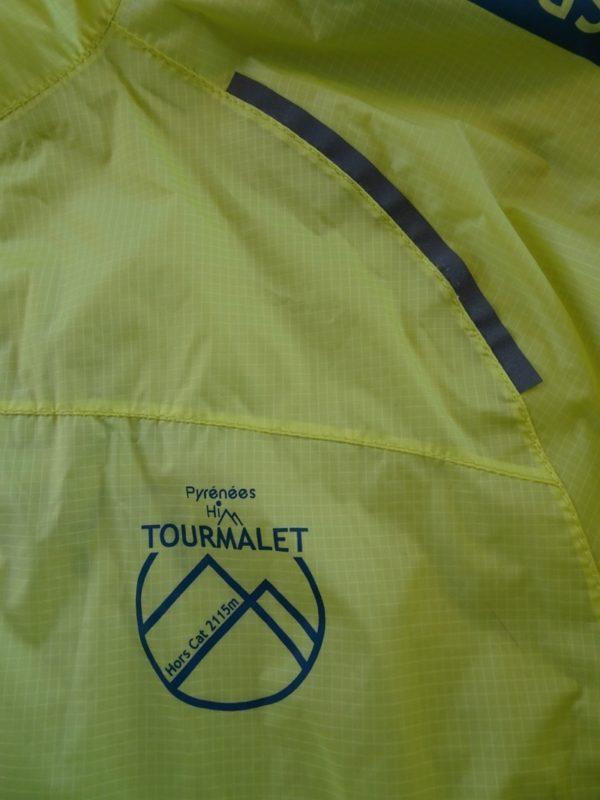 Tourmalet Jacket Detail 2
